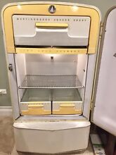 Retro Westinghouse Two Temp Refrigerator Vintage Model MF 7