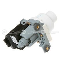 New OEM GE Washer Dryer Combo Drain pump Parts   WH23X26206
