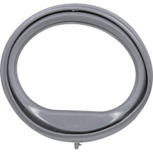 NEW 12002533 Maytag Neptune Washer Door Bellow Boot Seal with Drain Port 2200307