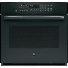 GE Profile PT7050DFBB 30  Convection Single Electric Wall Oven