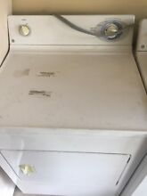 Washer And Dryer Machines Used in a good working condition Pick Up Houston only