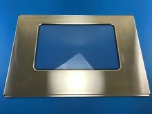 Genuine Whirlpool Range Oven Door Outer Glass 9756435 WPW10330077 9756436