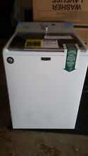 Maytag Mvwb 765FW 28  White Top Load Washer Nob T2  21905