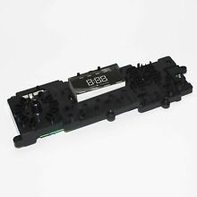 NEW OEM GE DRYER CHASSIS AND BOARD ASM WE04X21166 WE04X27596