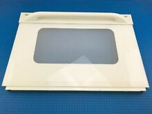 Genuine GE Built In Electric Oven Outer Door Panel WB57T10211
