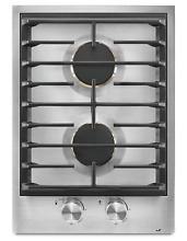 Jenn Air JGC3215GS  15  Double Burner Modular Gas Cooktop New