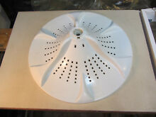 Washer Wash Plate W10286241 for Maytag Bravos XL Washer  10 separate pieces