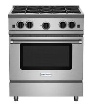 Blue Star RNB304BV2 30  Stainless Steel Gas Range