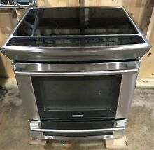 Electrolux Induction Range Wave Touch Electric Range Convection EW30IS65JSD