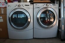 Whirlpool Duet Washer dryer