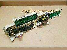 GE Washer Control Board 175d3695g009