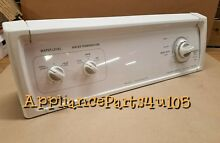 Kenmore washer console with timer 3950231