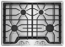 Frigidaire Gallery FGGC3045QSB 30  4 Burner Stainless Steel Gas Cooktop New