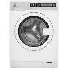 IQ Touch 24 in  W 2 4 cu  ft  High Efficiency Washing Machine Front Load Washer