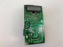 GE Microwave Control Board WB27X10931 687181A004A