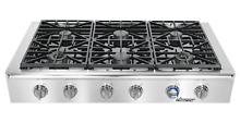 Dacor EG486SCHNG 48  Gas Rangetop with 6 Sealed Burners New