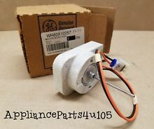 NEW  GE WR60X10257 Refrigerator Evap Fan Motor  NEW