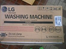 LG SideKick WD100CW 1 0CF 6 Cycle High Efficiency Pedestal Washer White   Pickup