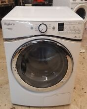 Whirlpool Duet Ventless Heat Pump Dryer 27 Inch 7 4 cu  ft   WED99HEDW0 WORKS
