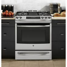 GE Profile Series Stove Top and Oven