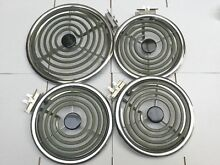 Westinghouse Kimberley 501 Cooktop 1 LARGE   3 SMALL Hotplate Element PAK501R