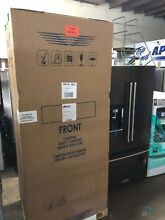 Dacor 36  Stainless Refrigerator New IN Box DYF36BFTSR