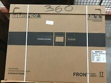 RDV2485GDN FISHER AND PAYKEL  48  GAS RANGE IN BOX