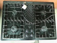 Amana 30  Gas Cooktop w Downdraft   Model  ACS200E   Pre Owned in Great Shape