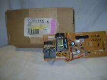 00641863 THERMADOR MICROWAVE PC BOARD  NEW PART