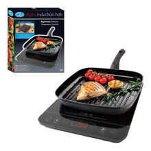 Electric Single Digital Induction Stove Hot Plate Ceramic Hob Camping Cooking