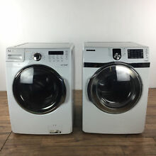Samsung Electrical Washer And Dryer
