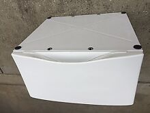 WHIRLPOOL DUET WASHER DRYER PEDESTAL STORAGE DRAWER PART  WHP1500SQ0