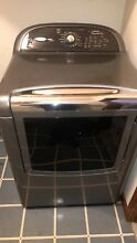WHIRLPOOL CABRIO Steam PLATINUM FRONT LOAD Electric  DRYER Gray 7 6 Capacity