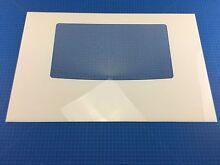 Genuine Kenmore Gas Range Oven Door Outer Panel Glass 316553202