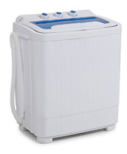 All In One Portable Washer Dryer Machine Combo Compact RV Apartment Top Load New