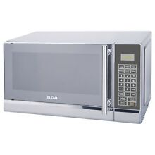 RCA 700 Watts 0 7 Cu  Ft  Stainless Microwave FREE SHIPPING MERRY CHRISTMAS