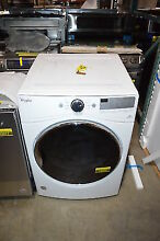 Whirlpool WED92HEFW Electric Dryer White   Brand New in box
