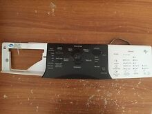 Genuine Kenmore Front Load Washer Control Panel Assembly 8182243 WP8182995