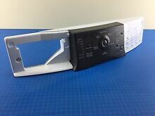 Genuine Kenmore Front Load Washer Control Panel Assembly 8181803 8181802 8181827
