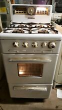 1950 s Vintage 20 inch KENMORE Roper Gas Range PARTS ONLY LOCAL PICKUP 119 20902
