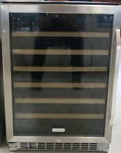 EdgeStar CWR531 53 Bottle Built In Wine Cellar Refrigerator
