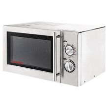 Microwave Oven Grill 900W Stainless Steel CD399 Craterlike Sale Cheap Commercial