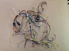 GE Spectra Electric Range Main Wiring Harness Complete Assy WB18T10285