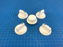 Genuine Bosch Electric Oven Knob 603760 00603760 422094 00422094 Set of 5