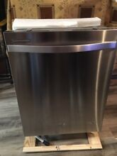 Whirlpool Dishwasher   Stainless Steel   Under Counter