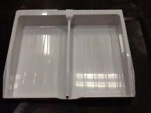 Whirlpool Refrigerator Deli Drawer 12731302 subs to WP67003531 with Divider