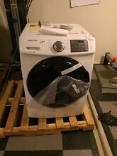 Samsung WF45K6200A Front Load Washer  Slef Clean  VRT New With Cosmetic Damage