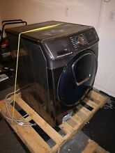 Samsung WF50K7500AV 5 0 CF 14 Cycle Washing Machine 27  Black ON SALE DISCOUNT