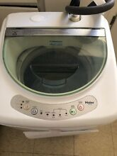 Haier HLP21N Washing Machine  Great Condition local pick up Nj