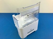 Genuine Kenmore Refrigerator Ice Container Assembly 5075JA1044B 5075JA1044E